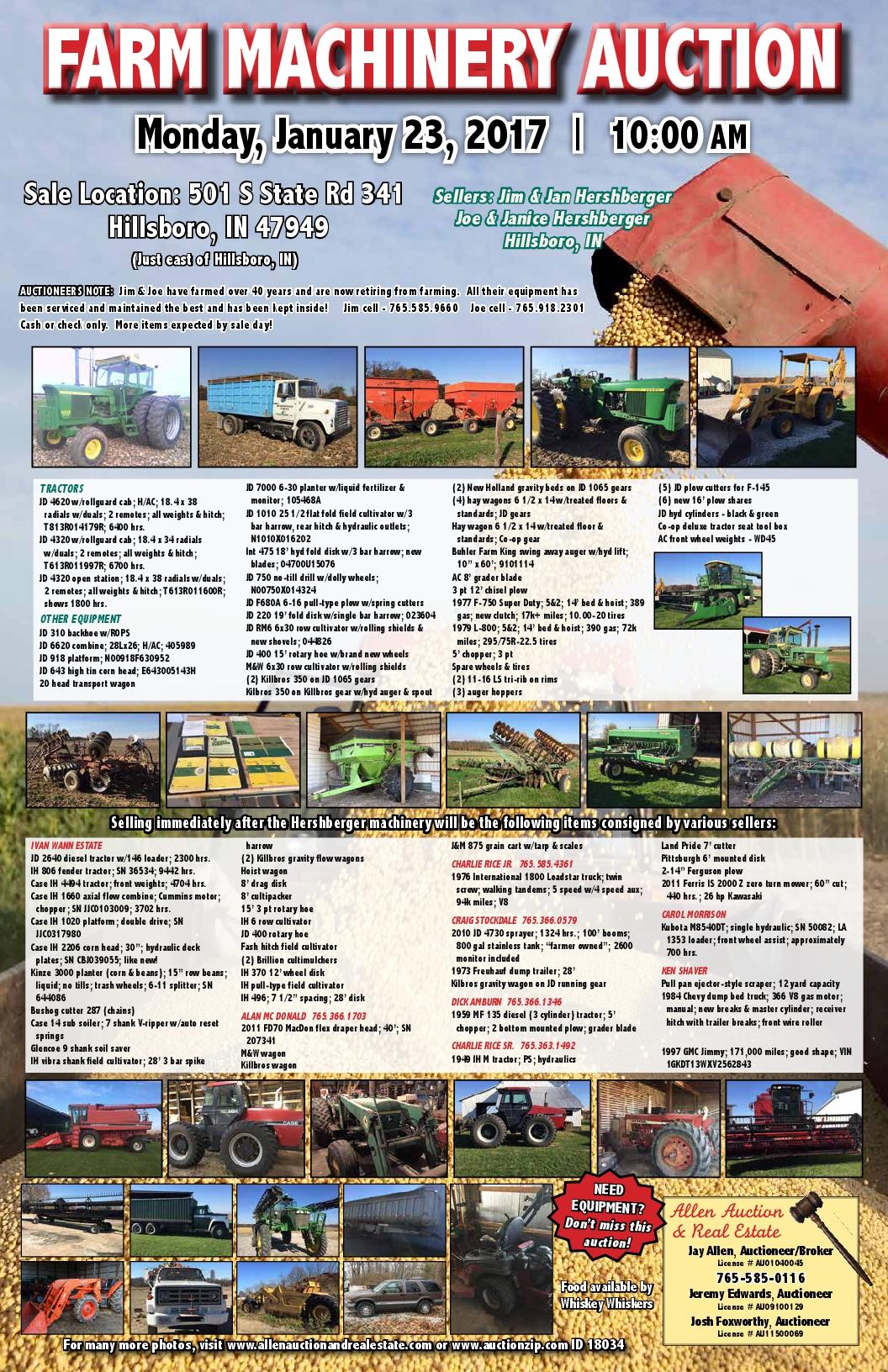 Farm Machinery salebill proof 8